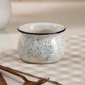 """Форма для выпечки """"Рамекин"""", прованс, керамика, 0.25 л"""