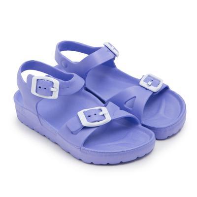 Сандалии детские, цвет фиолетовый, размер 24 - Фото 1