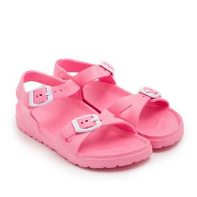 Сандалии детские, цвет розовый, размер 28