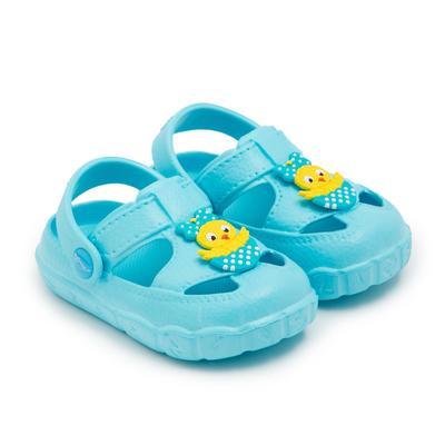 Сабо детские, цвет голубой, размер 24 - Фото 1