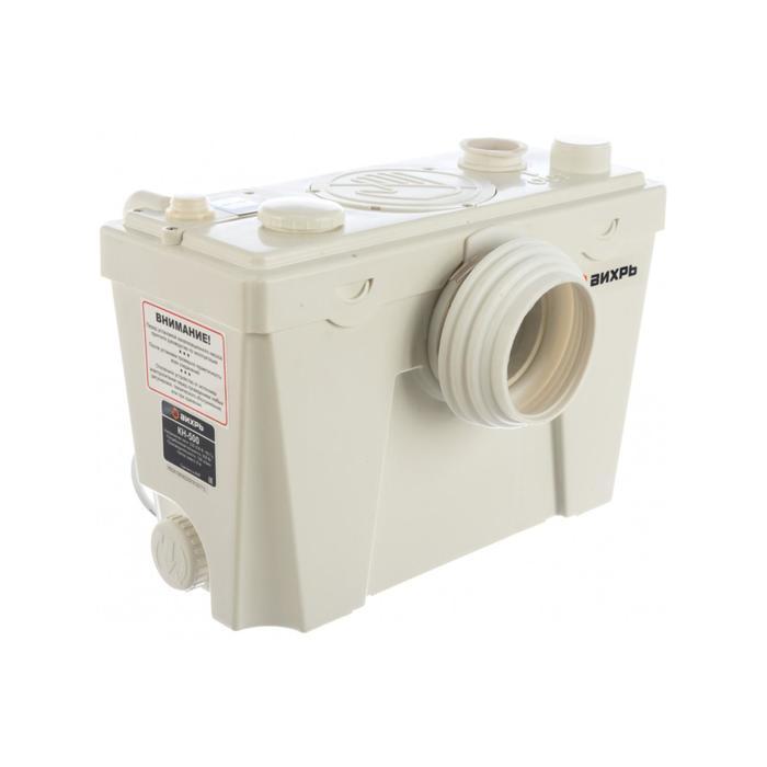 Насос канализационный Вихрь КН-500 6892, 550 Вт, напор 8 м, 120 лмин