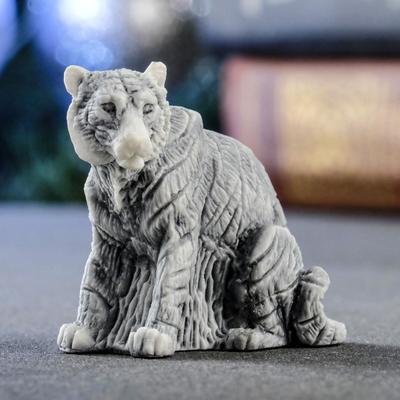 "Сувенир ""Тигр маленький"" 3,5х4 см - Фото 1"