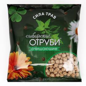Сибирские отруби Сила трав, хрустящие, 100 г