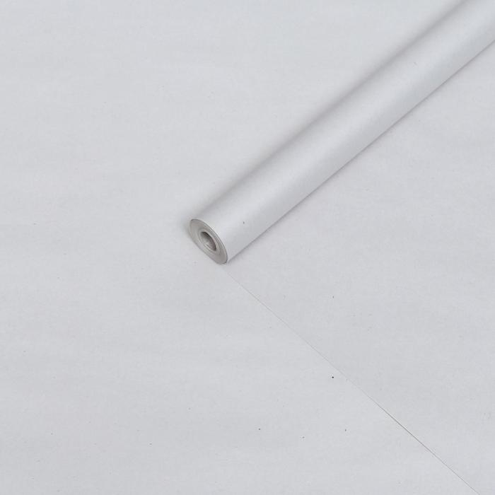 Бумага газетная 0,84 м х 10 м, 45 г/м2