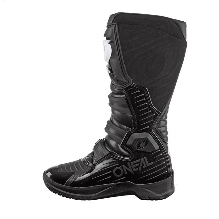 Мотоботы кроссовые, мужские O'NEAL RMX, размер 45, цвет черный