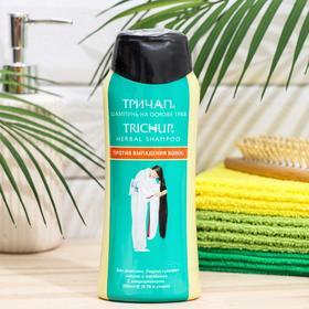 Шампунь Trichup с экстрактами трав против выпадения волос, 200 мл