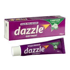 Крем массажный согревающий Trichup Dazzle ointment, 50 г
