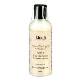 Кондиционер для волос Khadi амла и брингарадж, 210 мл
