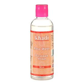 Розовая вода Khadi, 100 мл