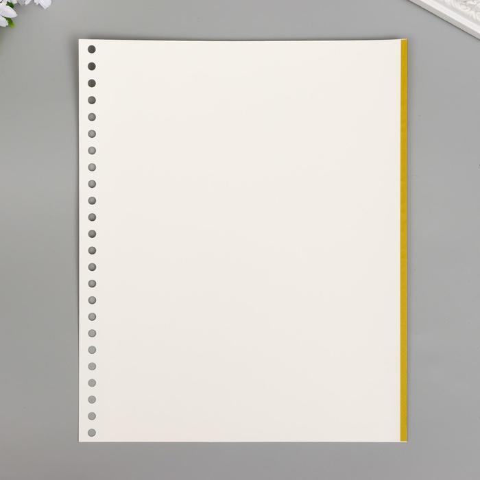 Лист магнитый для фотоальбома 28х22,5 см