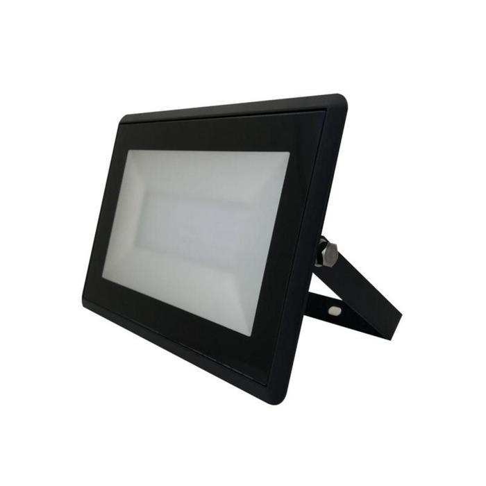 Прожектор светодиодный FLOODLIGHT ДО 100Вт 6500К 7800Лм IP65 ECO CLASS черн. LEDVANCE 4058075183483