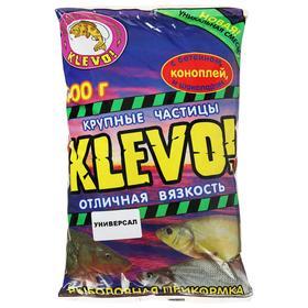 Прикормка «KLEVO-классик» универсальная, естественная