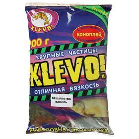 Прикормка «KLEVO-классик» лещ-плотва, цвет жёлтый, ваниль