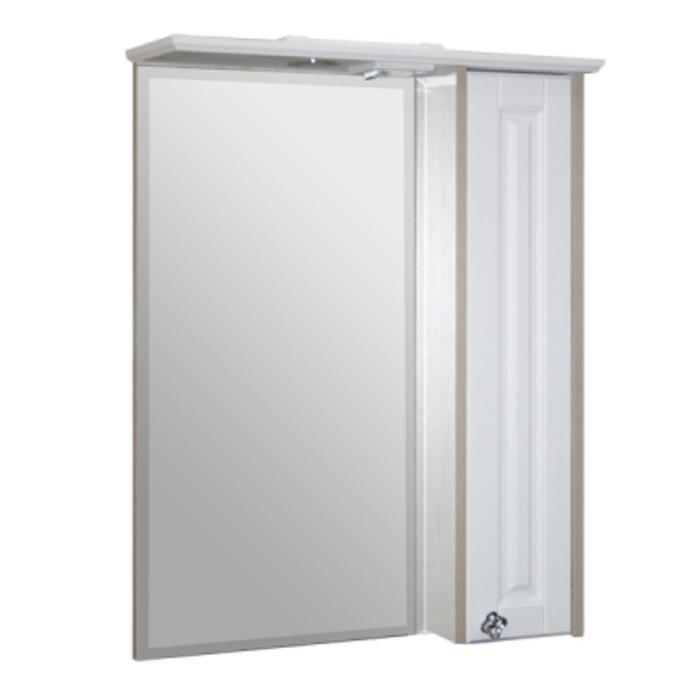 """Зеркало-шкаф """"MIXLINE Версаль-62"""" 16,6х65х80см"""