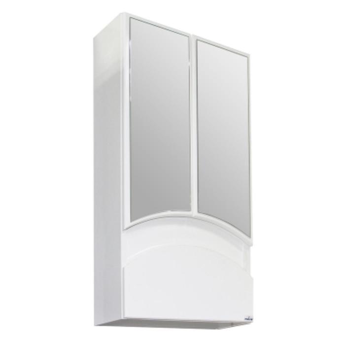 """Зеркало-шкаф """"MIXLINE Радуга-46"""" 22х46х80см"""
