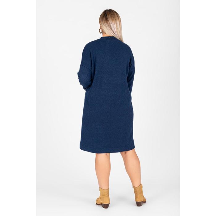 Платье-туника женское, размер 54