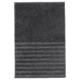 Коврик для ванной ВИННФАР, 40x60 см, цвет тёмно-серый