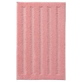 Коврик для ванной ЭМТЕН, 50x80 см, цвет светло-розовый