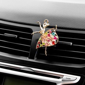 Украшение в дефлектор автомобиля 'Танцовщица' Ош