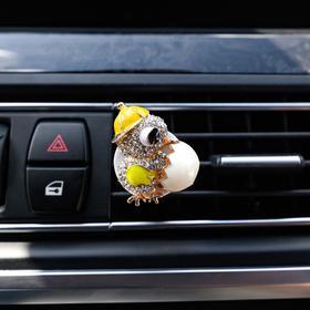 Украшение в дефлектор автомобиля 'Птенчик' Ош