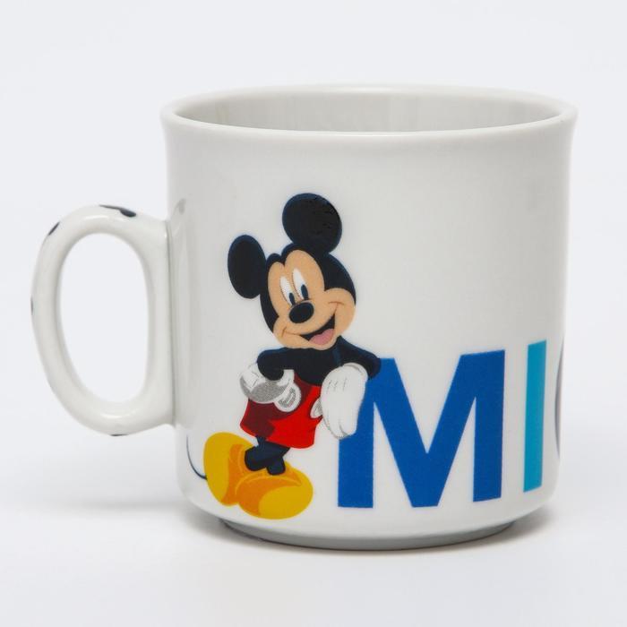 """Кружка керамическая детская""""Mickey"""",Микки Маус и его друзья, 200 мл"""