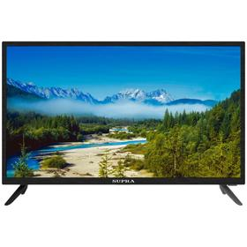 "Телевизор Supra STV-LC32LT0045W, 32"", 720р, DVB-T/T2/C, 3 HDMI, 2 USB, черный"