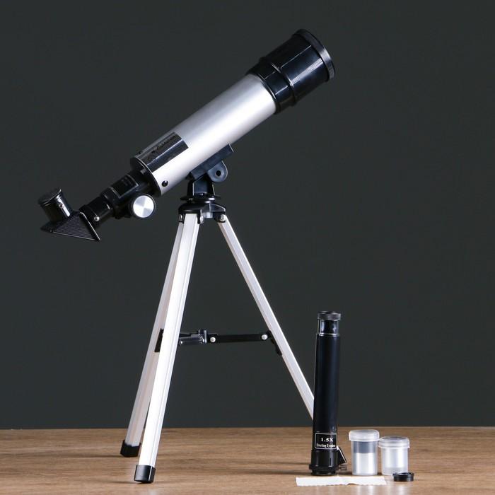 Телескоп настольный, F36050M, сменные линзы