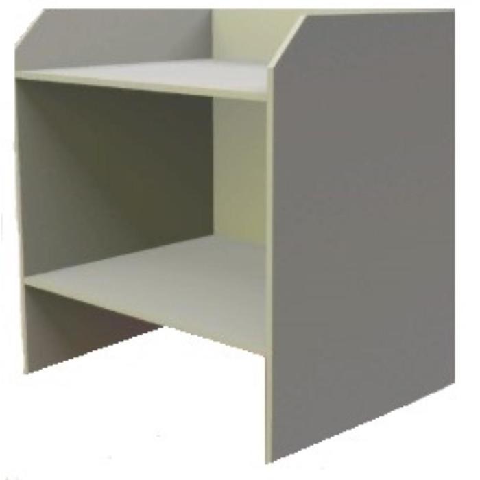Стол пеленальный СП, цвет белый (101х72х100)