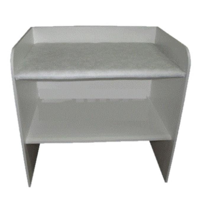 Стол пеленальный СП-М, цвет белый (101х72х100)