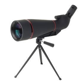 Зрительная труба Veber, 25-75 × 100 Pro, цвет чёрный Ош