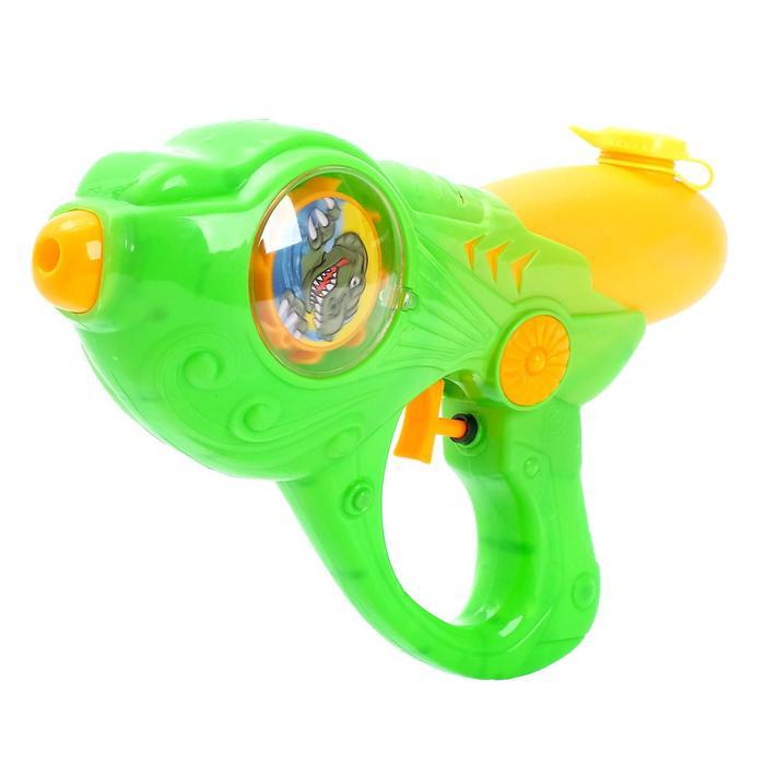 Водный пистолет Скорпион, МИКС