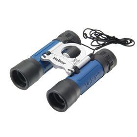 Бинокль Veber Sport NEW БН, 12 × 25, цвет синий / серебристый