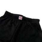 Леггинсы для девочки, рост 104-110 см (30), цвет черный А80DS - Фото 2