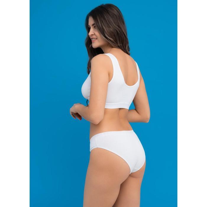 Комплект белья для беременных «Гвинет», размер M, цвет белый