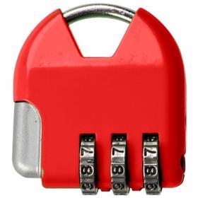 Замок навесной кодовый CL532 красный