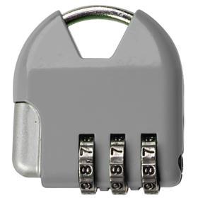 Замок навесной кодовый CL532 серый