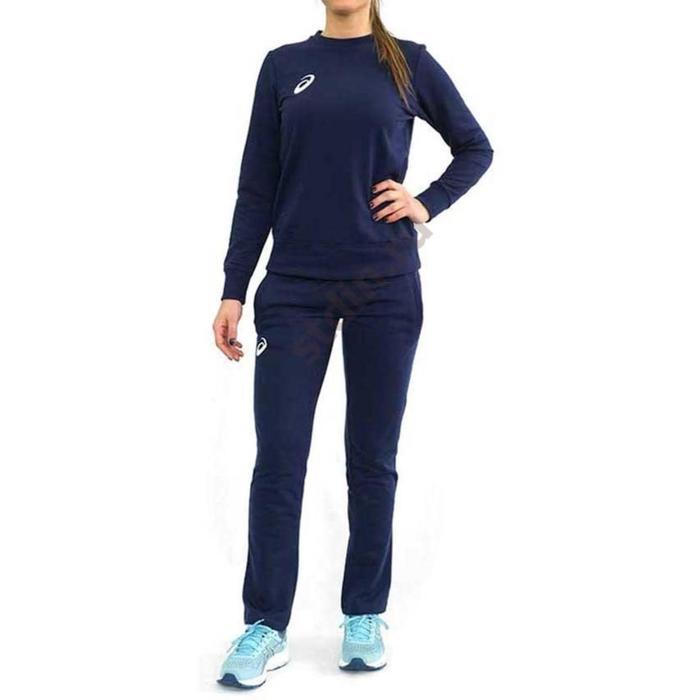 Костюм спортивный женский Asics Knit Suit, размер 44-46 (156866-0891)
