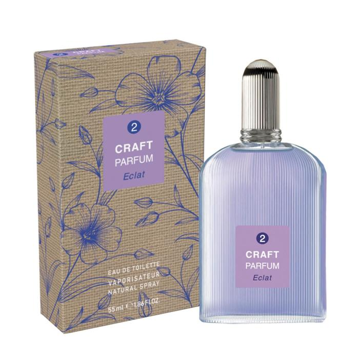 Туалетная вода женская Craft Parfum 2 Eclat, 55 мл