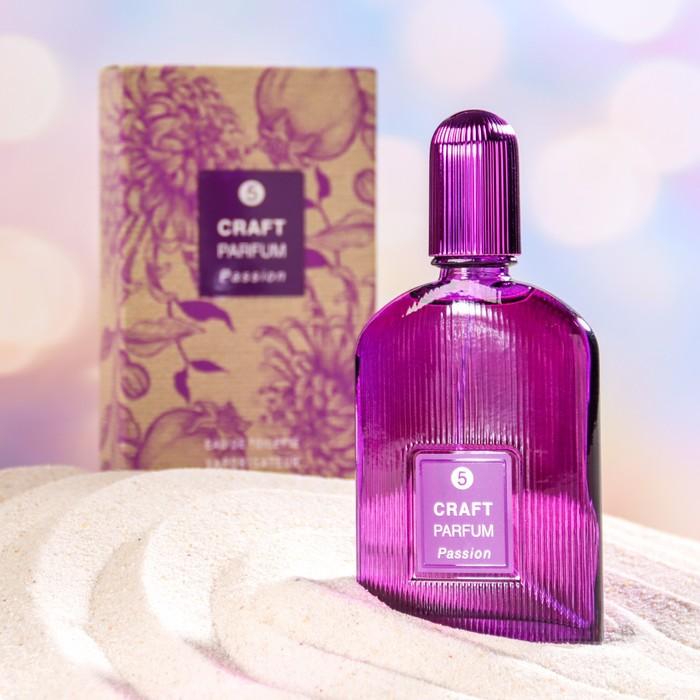 Туалетная вода женская Craft Parfum 5 Passion, 55 мл