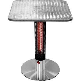 Электробогреватель-столик BOYSCOUT, 60х60х75 см, 1 кВт