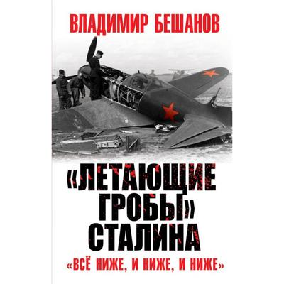 «Летающие гробы» Сталина. «Всё ниже, и ниже, и ниже». Бешанов В.В. - Фото 1