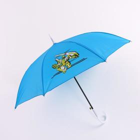 Зонт детский полуавтоматический «Робот» d=70 см Ош