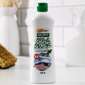 Чистящий крем для кухни, Kaneyo, экстракт бамбука 400 гр