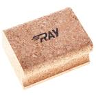 Пробка RAY натуральная, 3 х 7 х 4 см