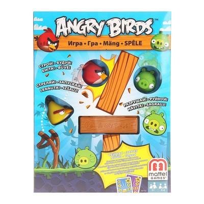 """Настольная игра """"Angry Birds"""" МИКС - Фото 1"""