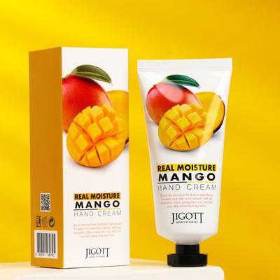 Крем для рук Jigott увлажняющий, с экстрактом манго, 100 мл - Фото 1