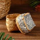 Корзинка бамбуковая