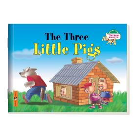 Foreign Language Book. Три поросенка. The Three Little Pigs. (на английском языке). Наумова Н. А. Ош