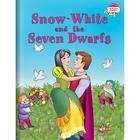 Foreign Language Book. Белоснежка и семь гномов. Snow White and the Seven Dwarfs.