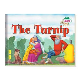 Foreign Language Book. Репка. The Turnip (на английском языке). Наумова Н. А. Ош